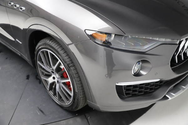 New 2021 Maserati Levante S Q4 GranLusso for sale $105,549 at Bentley Greenwich in Greenwich CT 06830 25