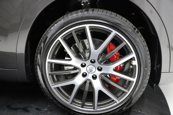 New 2021 Maserati Levante S Q4 GranLusso for sale $105,549 at Bentley Greenwich in Greenwich CT 06830 26