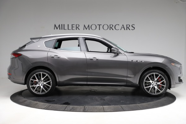 New 2021 Maserati Levante S Q4 GranLusso for sale $105,549 at Bentley Greenwich in Greenwich CT 06830 9