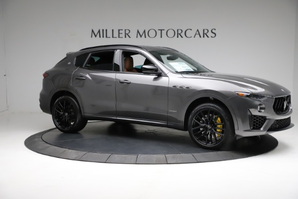 New 2021 Maserati Levante S Q4 GranSport for sale $114,485 at Bentley Greenwich in Greenwich CT 06830 10
