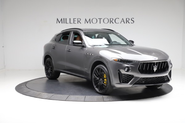 New 2021 Maserati Levante S Q4 GranSport for sale $114,485 at Bentley Greenwich in Greenwich CT 06830 11