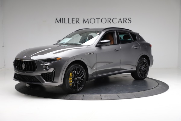 New 2021 Maserati Levante S Q4 GranSport for sale $114,485 at Bentley Greenwich in Greenwich CT 06830 2
