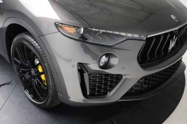 New 2021 Maserati Levante S Q4 GranSport for sale $114,485 at Bentley Greenwich in Greenwich CT 06830 25