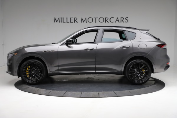 New 2021 Maserati Levante S Q4 GranSport for sale $114,485 at Bentley Greenwich in Greenwich CT 06830 3