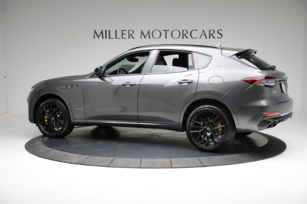 New 2021 Maserati Levante S Q4 GranSport for sale $114,485 at Bentley Greenwich in Greenwich CT 06830 4