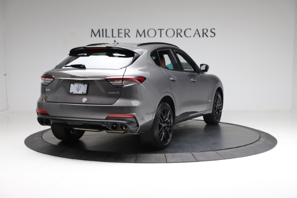 New 2021 Maserati Levante S Q4 GranSport for sale $114,485 at Bentley Greenwich in Greenwich CT 06830 7