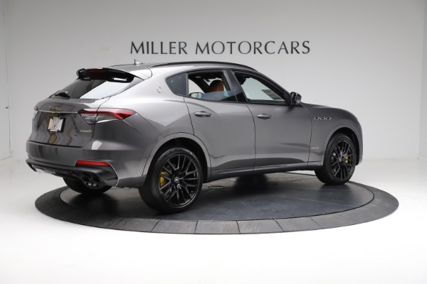 New 2021 Maserati Levante S Q4 GranSport for sale $114,485 at Bentley Greenwich in Greenwich CT 06830 8