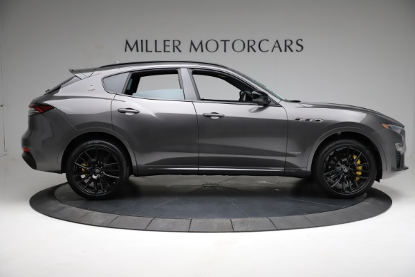 New 2021 Maserati Levante S Q4 GranSport for sale $114,485 at Bentley Greenwich in Greenwich CT 06830 9