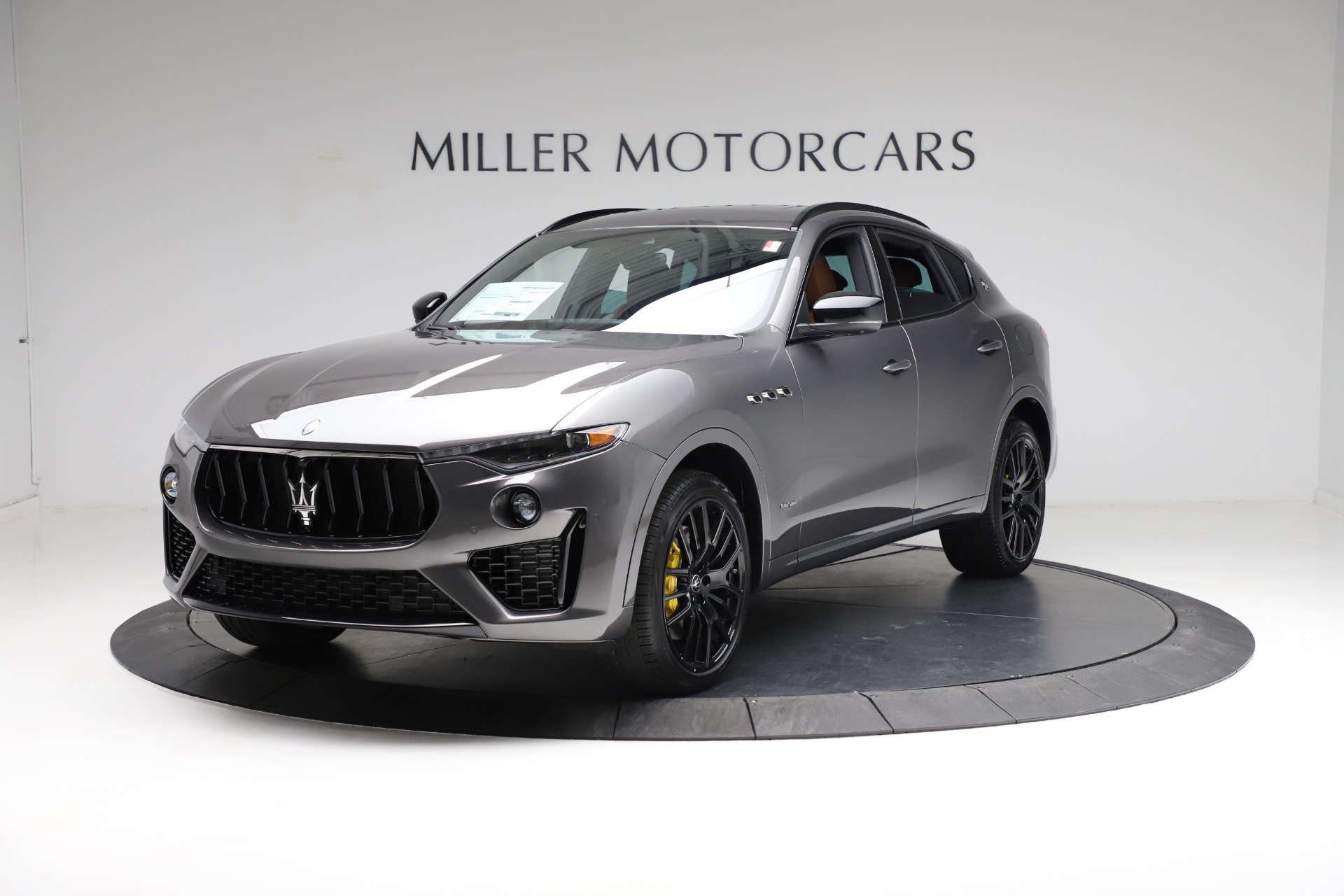New 2021 Maserati Levante S Q4 GranSport for sale $114,485 at Bentley Greenwich in Greenwich CT 06830 1