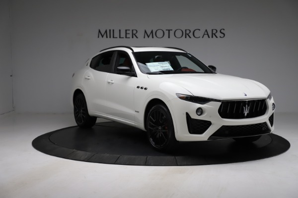 New 2021 Maserati Levante Q4 GranSport for sale $96,235 at Bentley Greenwich in Greenwich CT 06830 10