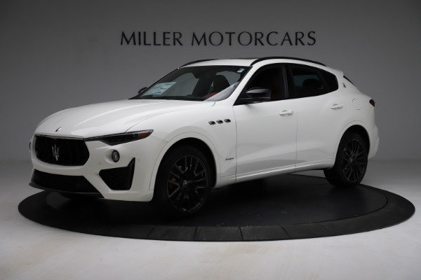 New 2021 Maserati Levante Q4 GranSport for sale $96,235 at Bentley Greenwich in Greenwich CT 06830 2