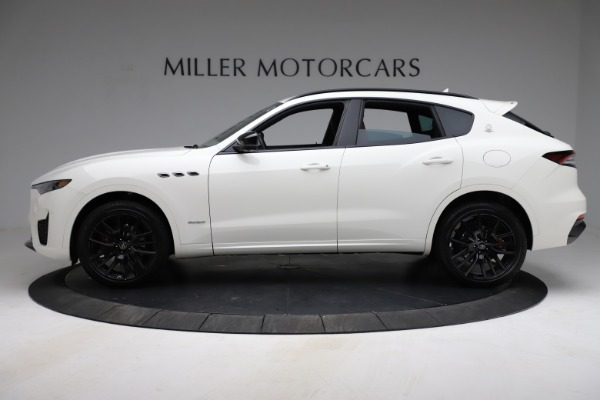 New 2021 Maserati Levante Q4 GranSport for sale $96,235 at Bentley Greenwich in Greenwich CT 06830 3