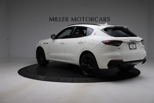 New 2021 Maserati Levante Q4 GranSport for sale $96,235 at Bentley Greenwich in Greenwich CT 06830 4