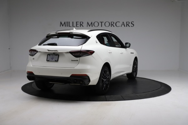 New 2021 Maserati Levante Q4 GranSport for sale $96,235 at Bentley Greenwich in Greenwich CT 06830 6