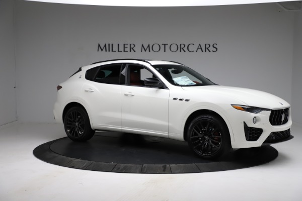 New 2021 Maserati Levante Q4 for sale Call for price at Bentley Greenwich in Greenwich CT 06830 10