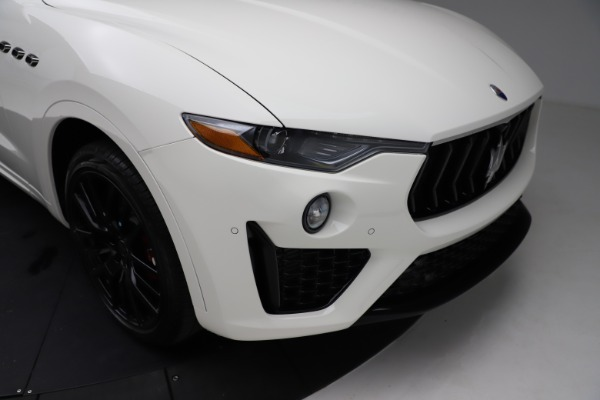 New 2021 Maserati Levante Q4 for sale Call for price at Bentley Greenwich in Greenwich CT 06830 25