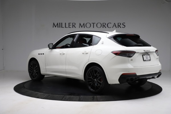 New 2021 Maserati Levante Q4 for sale Call for price at Bentley Greenwich in Greenwich CT 06830 4