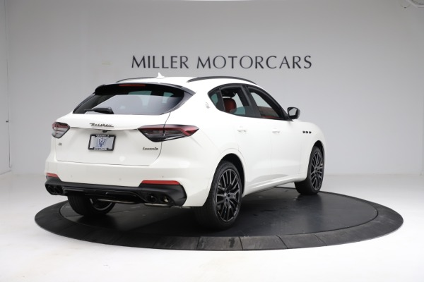 New 2021 Maserati Levante Q4 for sale Call for price at Bentley Greenwich in Greenwich CT 06830 6