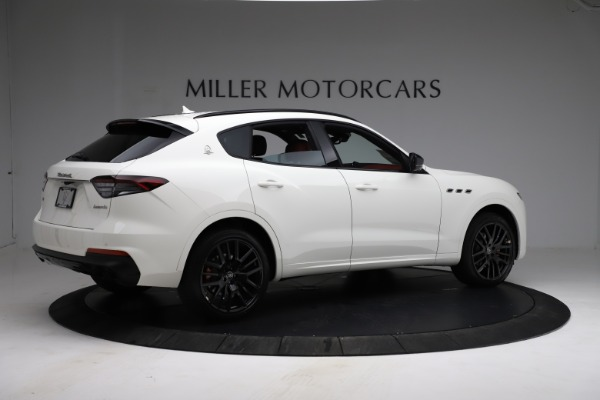 New 2021 Maserati Levante Q4 for sale Call for price at Bentley Greenwich in Greenwich CT 06830 7