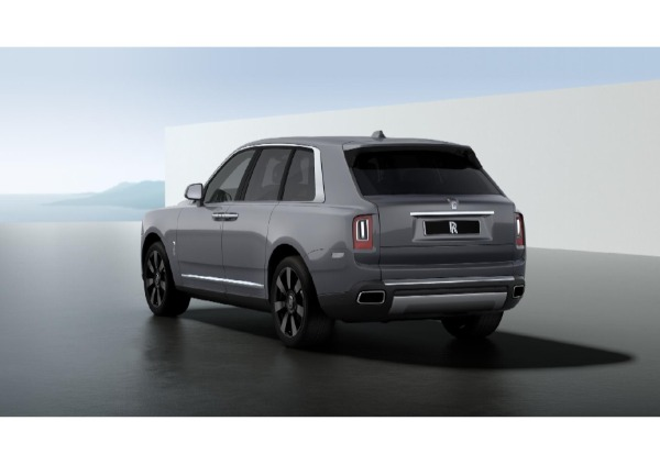 New 2021 Rolls-Royce Cullinan for sale Call for price at Bentley Greenwich in Greenwich CT 06830 3