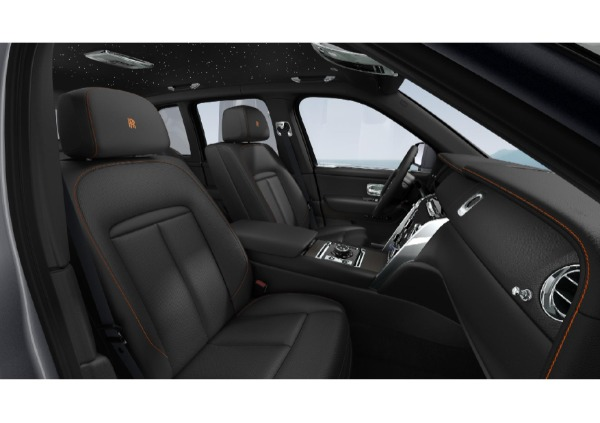 New 2021 Rolls-Royce Cullinan for sale Call for price at Bentley Greenwich in Greenwich CT 06830 5