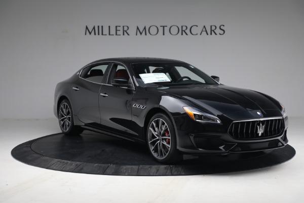 New 2021 Maserati Quattroporte S Q4 for sale $119,589 at Bentley Greenwich in Greenwich CT 06830 11