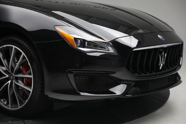 New 2021 Maserati Quattroporte S Q4 for sale $119,589 at Bentley Greenwich in Greenwich CT 06830 13
