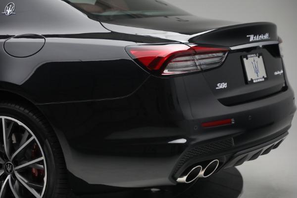 New 2021 Maserati Quattroporte S Q4 for sale $119,589 at Bentley Greenwich in Greenwich CT 06830 14