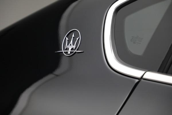 New 2021 Maserati Quattroporte S Q4 for sale $119,589 at Bentley Greenwich in Greenwich CT 06830 15
