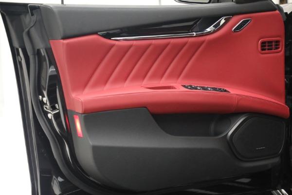 New 2021 Maserati Quattroporte S Q4 for sale $119,589 at Bentley Greenwich in Greenwich CT 06830 17