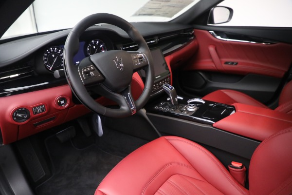 New 2021 Maserati Quattroporte S Q4 for sale $119,589 at Bentley Greenwich in Greenwich CT 06830 18