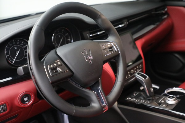 New 2021 Maserati Quattroporte S Q4 for sale $119,589 at Bentley Greenwich in Greenwich CT 06830 23