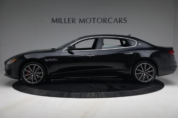 New 2021 Maserati Quattroporte S Q4 for sale $119,589 at Bentley Greenwich in Greenwich CT 06830 3