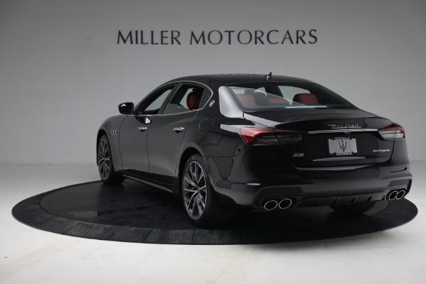 New 2021 Maserati Quattroporte S Q4 for sale $119,589 at Bentley Greenwich in Greenwich CT 06830 5