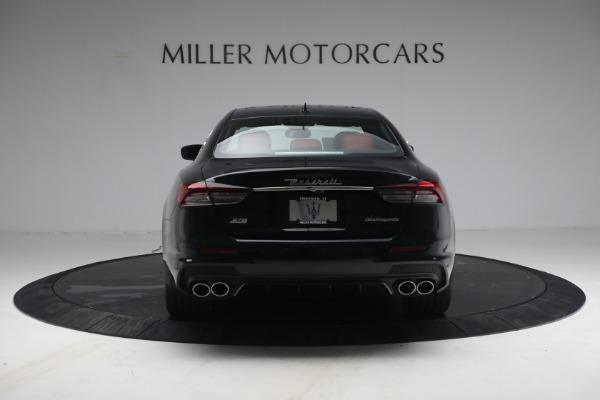 New 2021 Maserati Quattroporte S Q4 for sale $119,589 at Bentley Greenwich in Greenwich CT 06830 6