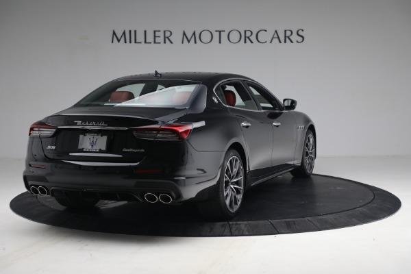 New 2021 Maserati Quattroporte S Q4 for sale $119,589 at Bentley Greenwich in Greenwich CT 06830 7