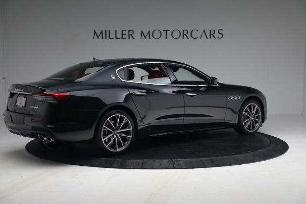 New 2021 Maserati Quattroporte S Q4 for sale $119,589 at Bentley Greenwich in Greenwich CT 06830 8