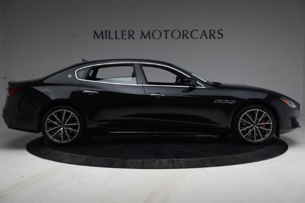 New 2021 Maserati Quattroporte S Q4 for sale $119,589 at Bentley Greenwich in Greenwich CT 06830 9
