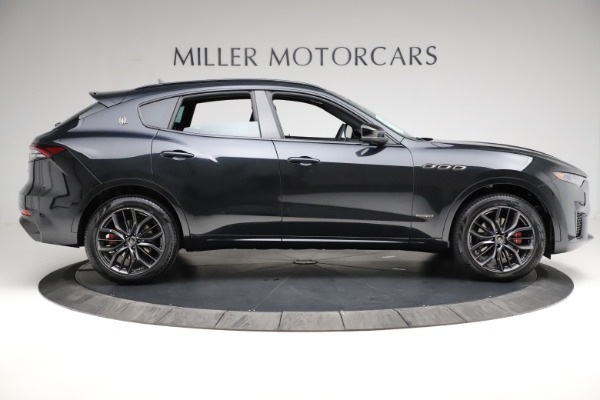 New 2021 Maserati Levante Q4 GranSport for sale Call for price at Bentley Greenwich in Greenwich CT 06830 10