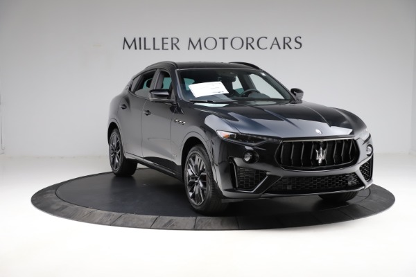 New 2021 Maserati Levante Q4 GranSport for sale Call for price at Bentley Greenwich in Greenwich CT 06830 12