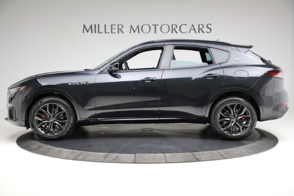 New 2021 Maserati Levante Q4 GranSport for sale Call for price at Bentley Greenwich in Greenwich CT 06830 3