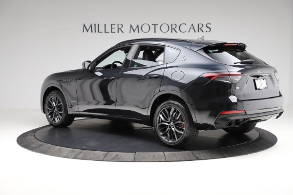 New 2021 Maserati Levante Q4 GranSport for sale Call for price at Bentley Greenwich in Greenwich CT 06830 4