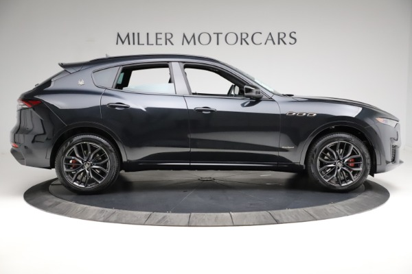 New 2021 Maserati Levante Q4 GranSport for sale Call for price at Bentley Greenwich in Greenwich CT 06830 8