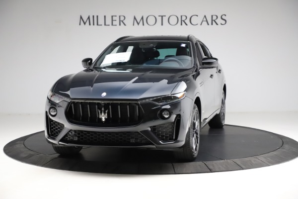 New 2021 Maserati Levante Q4 GranSport for sale Call for price at Bentley Greenwich in Greenwich CT 06830 1