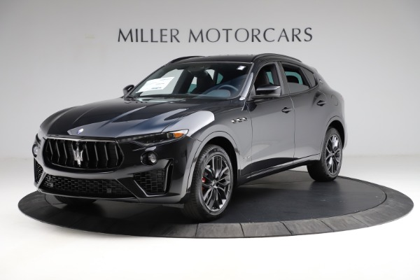 New 2021 Maserati Levante Q4 GranSport for sale Sold at Bentley Greenwich in Greenwich CT 06830 2