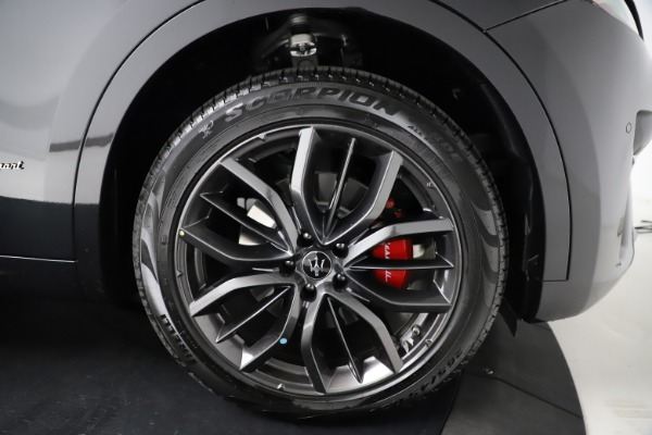New 2021 Maserati Levante Q4 GranSport for sale Sold at Bentley Greenwich in Greenwich CT 06830 28