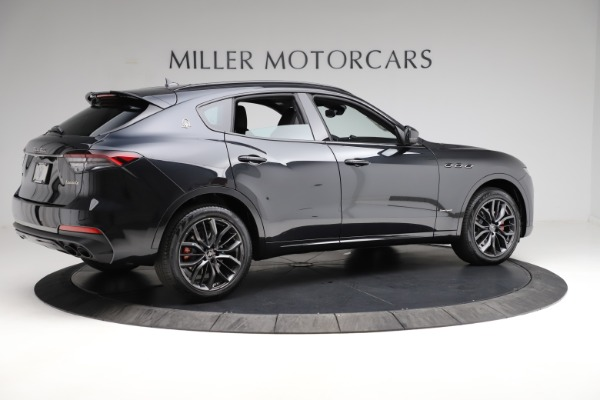 New 2021 Maserati Levante Q4 GranSport for sale Sold at Bentley Greenwich in Greenwich CT 06830 8
