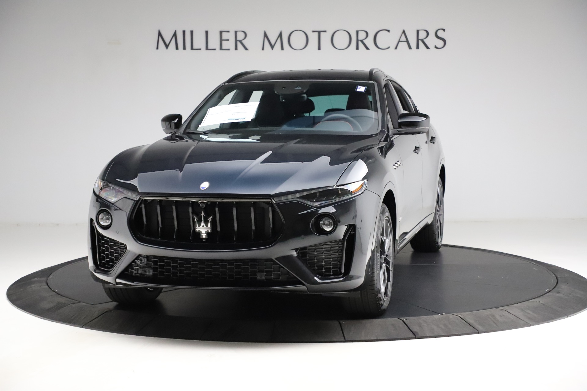 New 2021 Maserati Levante Q4 GranSport for sale Sold at Bentley Greenwich in Greenwich CT 06830 1