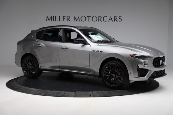 New 2021 Maserati Levante Q4 GranSport for sale $93,685 at Bentley Greenwich in Greenwich CT 06830 10
