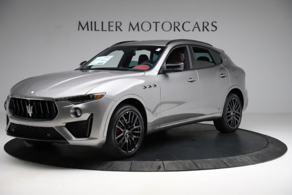 New 2021 Maserati Levante Q4 GranSport for sale $93,685 at Bentley Greenwich in Greenwich CT 06830 2
